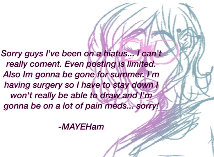 Sorry guys by MAYEHam