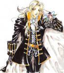 SOTN Alucard