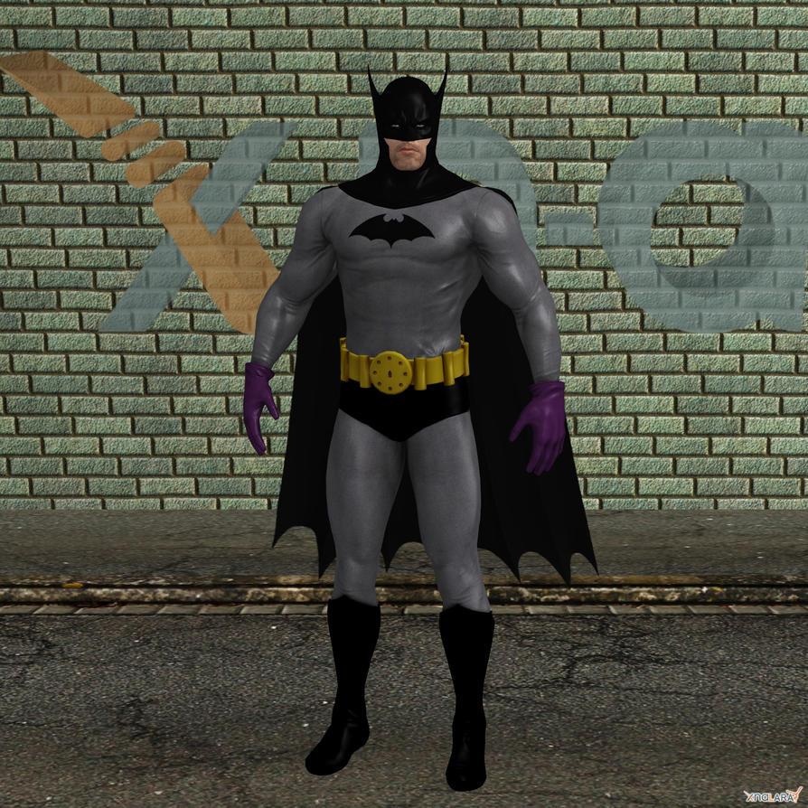 XNA Batman 1st Appearance by X-N-A