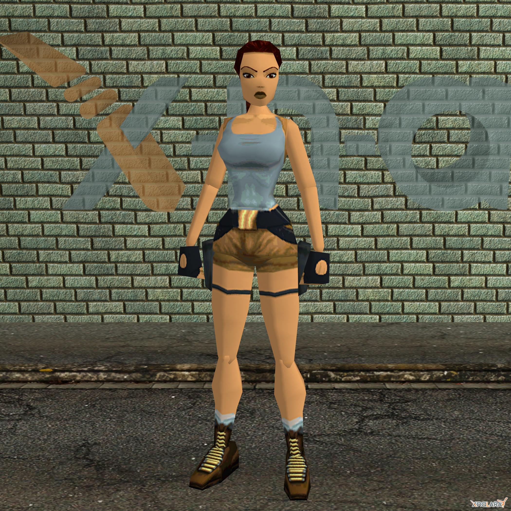 Lara croft old game porn videos