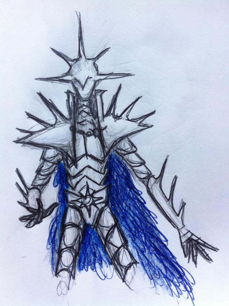 Star Knight by Goshawk-Gyrefalcon