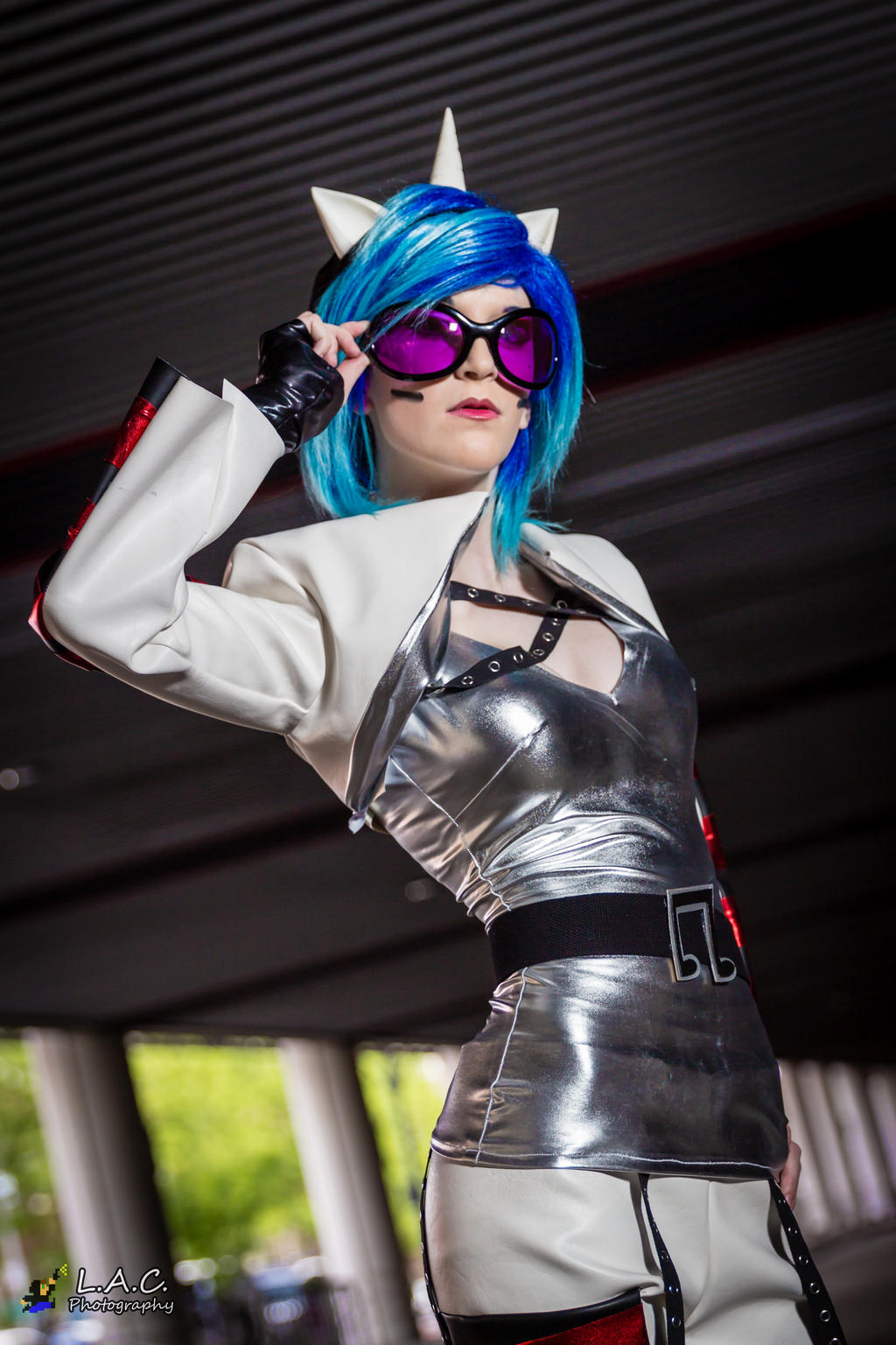 Cool Vinyl Scratch From Space By Scratch896 On Deviantart