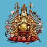 1000 hand goddess of mercy
