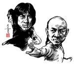 Wong Fei-hung vs Wong Fei-hung