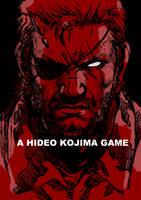 A HIDEO KOJIMA GAME by motoichi69