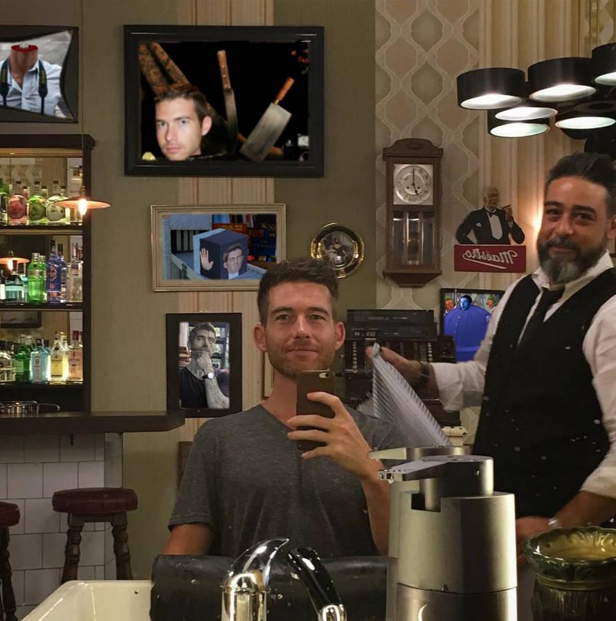 A new haircut