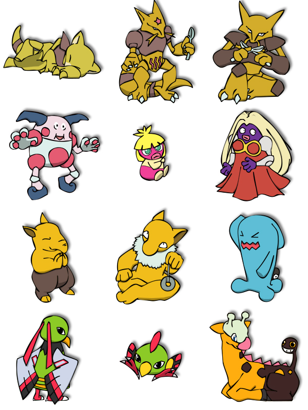 Pokemon All Generations Images | Pokemon Images