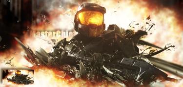 Halo MasterChief Signature by Nem82