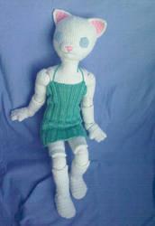 Big Crocheted BJD Annabeth