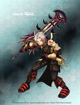.hack//G.U. - Haseo - Terror of Death