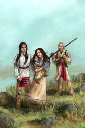I'll Go to Texas - The Cherokee Years by BrandyWoods