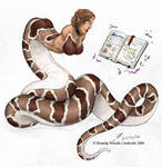 Snake-woman Commission