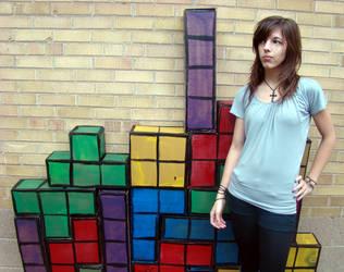 Tetris by chocolate-kiss
