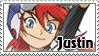 GRANDIA Justin Stamp by Allemantheia