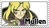 GRANDIA Mullen Stamp by Allemantheia