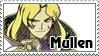 GRANDIA Mullen Stamp by Allemantheia