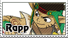 GRANDIA Rapp Stamp by Allemantheia