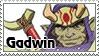 GRANDIA Gadwin Stamp by Allemantheia
