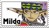 GRANDIA Milda Stamp by Allemantheia