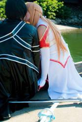 Fighting for Love by IchigoBunny