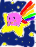 .:Sketch 2 - Kirby:. by IchigoBunny