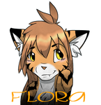 Flora (Twokinds Fanart)