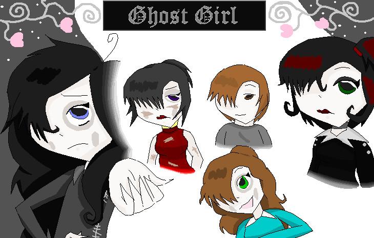 Ghost Girl by n00dle-gurl06