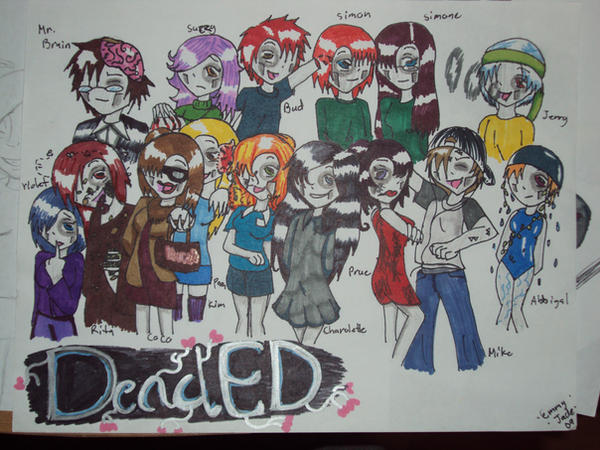 DeadED by n00dle-gurl06