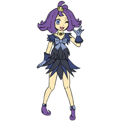 WIP Acerola Magical Girl Collab