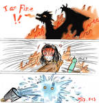 How to kill a fire dragon