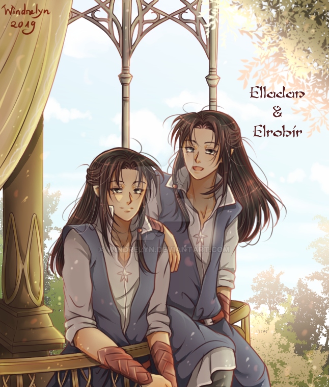 Sons of Elrond by Windrelyn