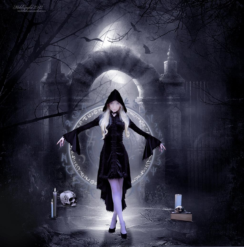 Black Magic by metalsympho