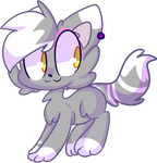YCH10 Purry by ToyMentitaAdopts