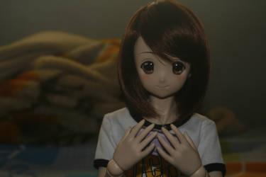 Yui love PSP by TanshinKun