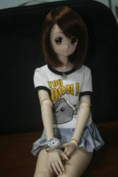Yui new watch by TanshinKun