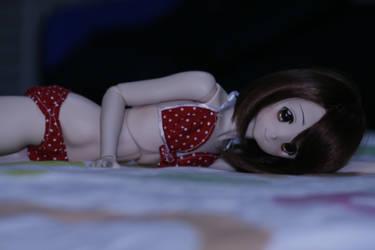 Yui tired by TanshinKun