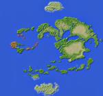 Avatar World remake (MINECRAFT!!) map