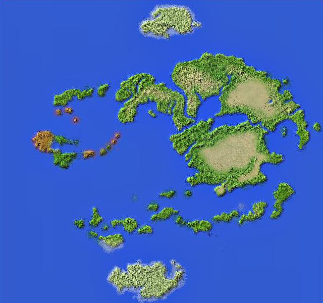 Avatar world remake minecraft map by experteverything on deviantart avatar world remake minecraft map by experteverything gumiabroncs Image collections