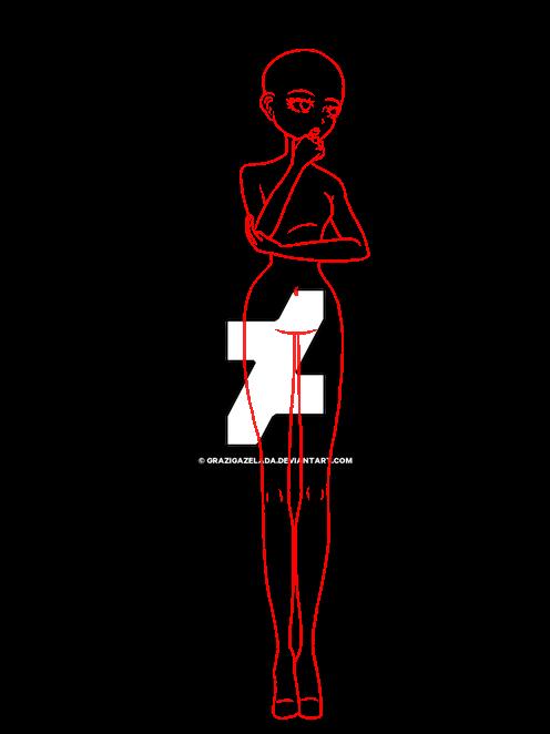 Ms Paint Human Base Wwwgenialfotocom