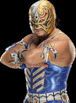 Gran Metalik PNG WWE