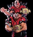 Road warriors PNG WWE