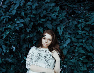 Beauty In The Garden Of Eden by mrxthanh