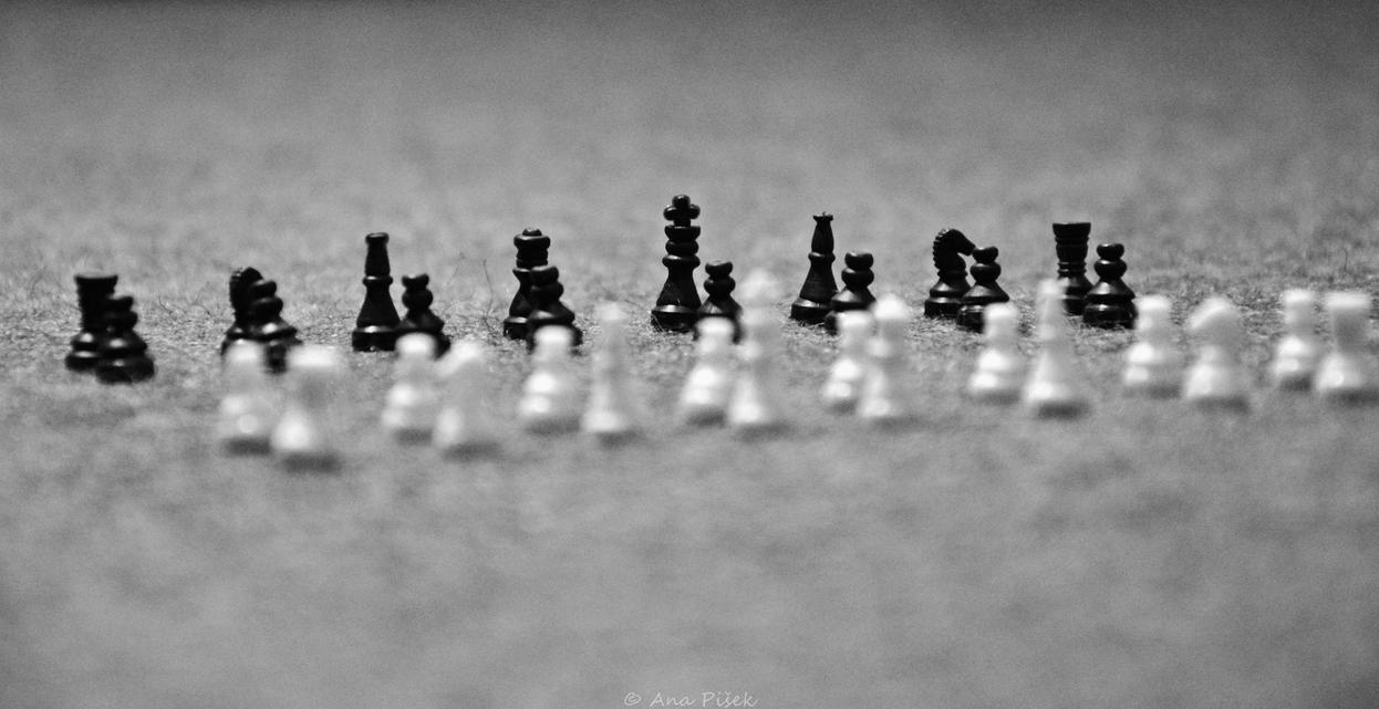 Black Army by AnaPisek