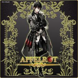 APFELROT - Gregory