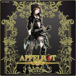APFELROT - Eloise Sorel