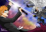 Sephiroth .Vs. Ichigo