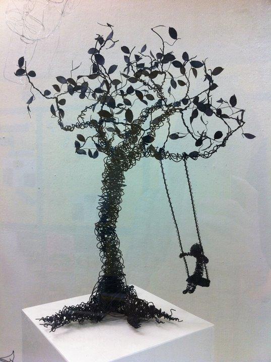 Wire tree by etodorut