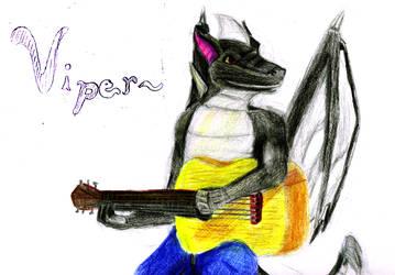 4. Viper by blackminorscales