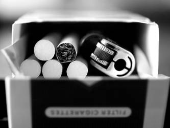 Cigarettes V by The-Haunted