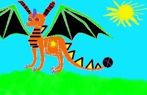 Plasma's new mate tornado by Gabrial-Dragon45